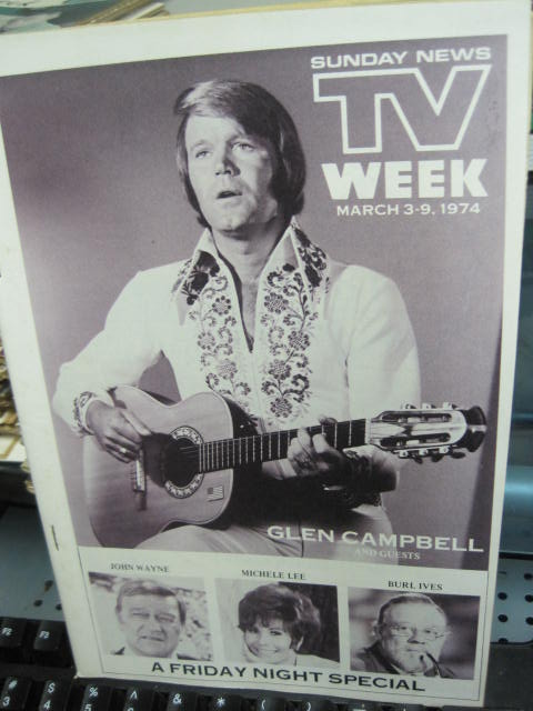 Glen Campbell on PA tv guide promoting his American West TV special.jpg