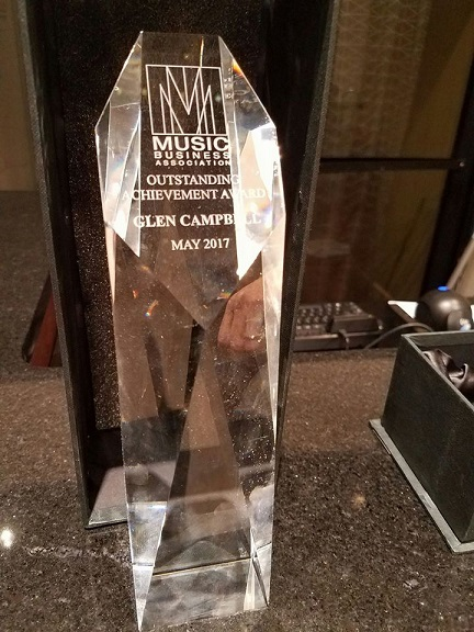 May 2017 Music Business Assoc._Outstanding Achievement Award_GC_by Dwight McCain-gcf.jpg
