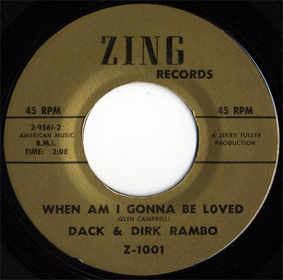 Glen Campbell_Photo_Single_When Am I Gonna Be Loved_written by GC_Sung by Dack and Dirk Rambo_Zing.jpg