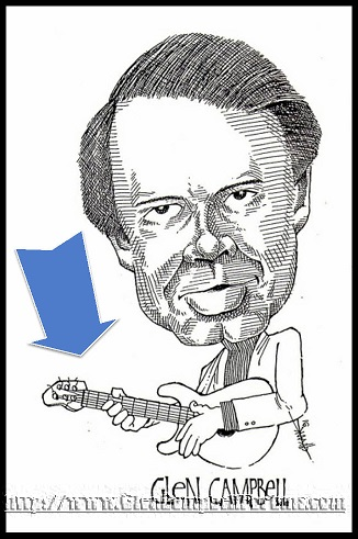 Glen Campbell with Guitar_Drawing_unknown artist_dz-gcf.jpg