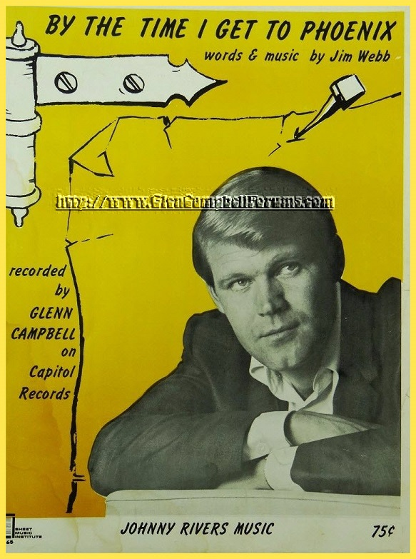 Glen Campbell Phoenix Sheet Music RARE_misspelled name_Johnny Rivers Music_dz-gcf.jpg