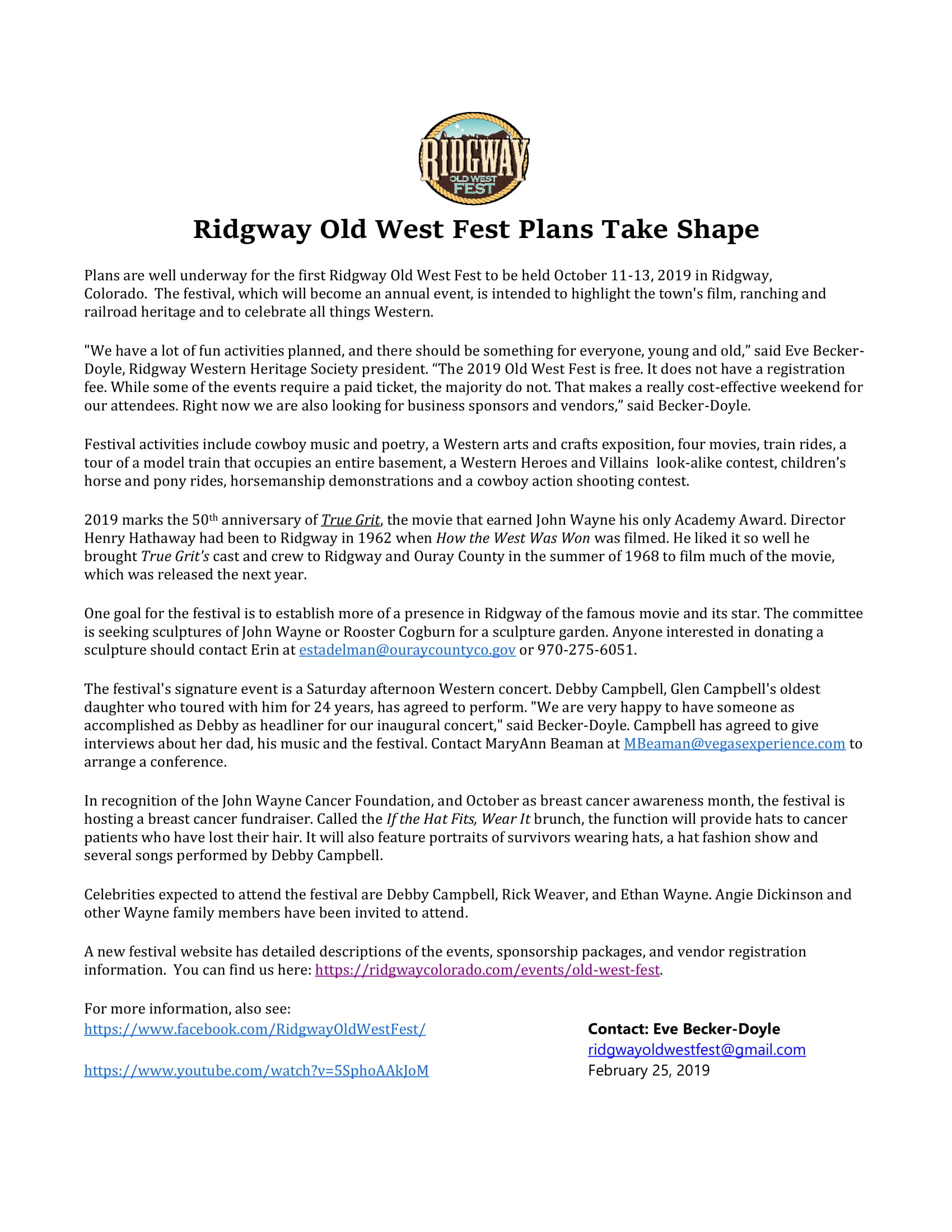 Ridgway Old West Fest Press Release - Feb 2019-1.jpg