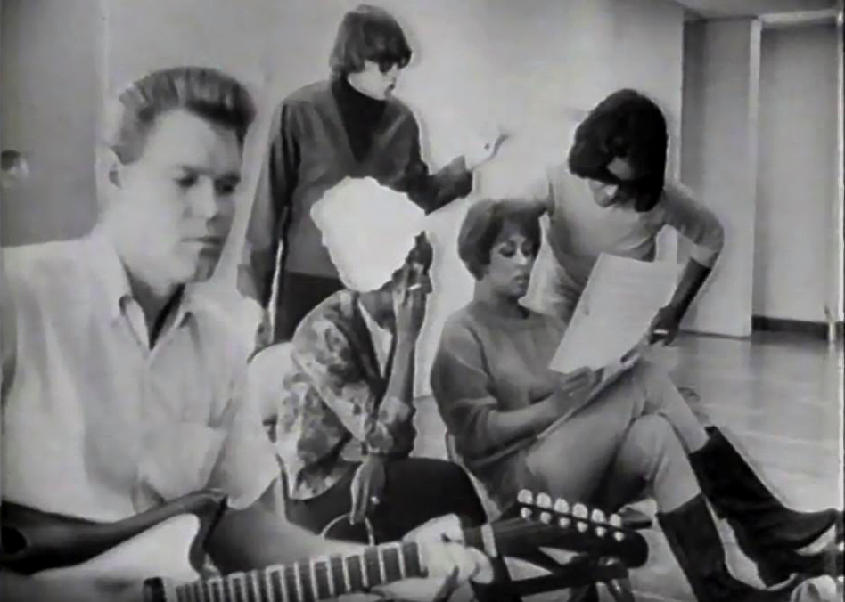 Glen Campbell Phil Spector and the Blossoms..jpg