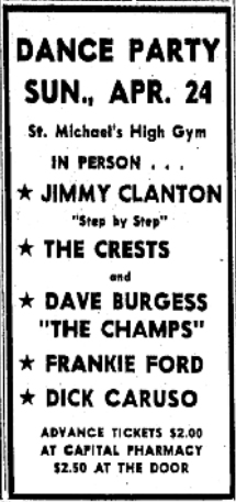 1960-04-24_Santa_Fe_New_Mexican_p_25_Jimmy_Clanton_The_Crests_Dave_Burgess_The_Champs_Frankie_Ford_Dick_Caruso.jpg