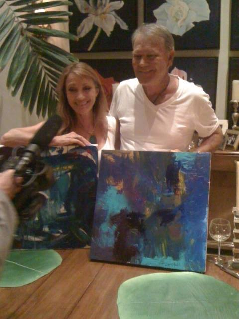 Glen Campbell and Jane Seymour II The Art of Glen Campbell.jpg