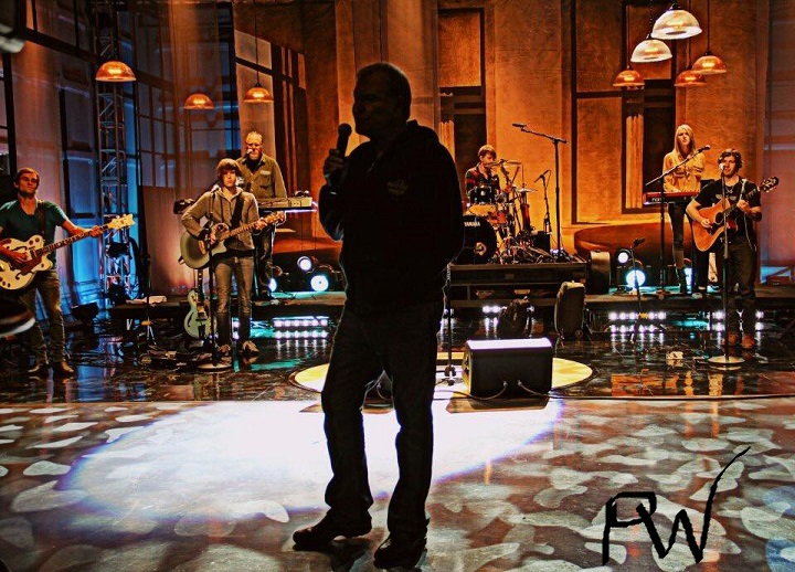 Sound Check_GC and Band_Jay Leno Show_by Priscilla White.jpg