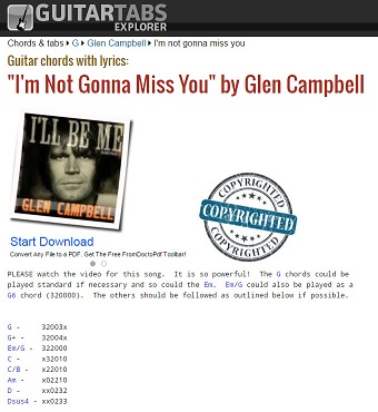 I'm Not Gonna Miss You_Glen Campbell and Julian Raymond_GuitarTabs-gcf.jpg