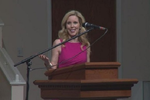 Kim Campbell Speaks in Lexington_photo credit WKYT-gcf.jpg
